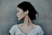 [Beautiful faces] / by Sophia Lueneburg
