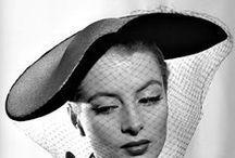 I ❤ vintage hats