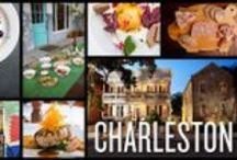 """Charleston Foodie / Charleston Restaurants, The Cuisine & The Chefs.. """"A foodie is a gourmet, or a person who has an ardent or refined interest in food and alcoholic beverages."""" #Charleston #Food #Southern Cuisine  / by Charleston House Sitter"""