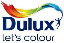 Dulux / A selection of Dulux colours