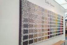 Little Greene / A selection of Little Greene colours