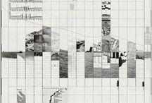 Architecture - Graphics / #architecture #architectural #graphics #design #illustration