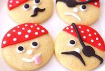 Desserts rigolos pour les enfants