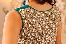 Blouse & Choli Designs / by Purva Desai
