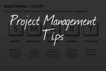 PROJECT MANAGEMENT // TIPS