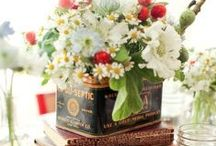 Flower Arrangements ~ Bouquets✿⊱╮ / After women, Flowers are the most divine creations. Wake Up and Smell the Flowers / by Purva Desai