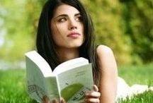 Readers Love For Reading / Reading Is Dreaming With Open Eyes / by Purva Desai