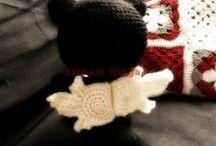 my needle - my crochet :)