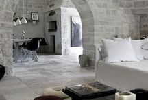 Rustic delights / Love this cozy style mixed with modern qualities