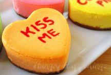 St Valentin - Mon petit cœur <3 / Desserts en forme de cœur : dites je t'aime avec un gâteau !