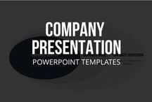 COMPANY PRESENTATION // POWERPOINT TEMPLATES / Every company depends on an adequate presentation of strengths and core competences. Whether you are a startup or a multi-national business, everybody has the need to deliver a faultless performance and make the best possible impression. It is therefore essential to adequately verbalize and communicate your message, so your audience clearly grasps your perspective.