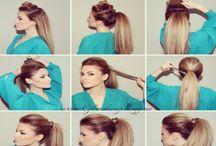 Haare zum selber machen