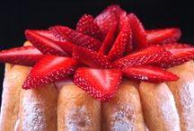 Vive les fraises / Les fraises sont de retour : vive le printemps !