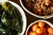 Sultry Sides / Simple, beautiful side dish ideas. The perfect addition to our mains!