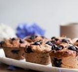 GLUTEN FREE BAKING {V} / Delicious gluten free baking recipes using flours such as buckwheat, millet, sorghum, quinoa and amaranth for maximum nutrients.