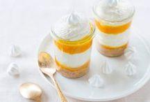 Douceur d'été / Des desserts simples et faciles pour un été tout en douceur !