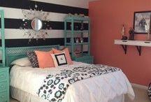 Teenage Girls Room Ideas / Girls Teen Room Inspiration