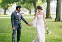 A gorgeous MIT Wedding