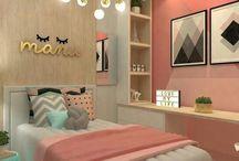 Ideias para quartos!
