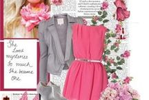 The Whole Look / One day, I will wear this....
