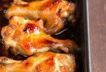 recepten vlees / by sylvia