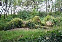DIY & Crafts - Garden Art to Do / Garden Art Projects for the Weekends