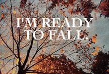Fall-back / Christmas is just around the corner!  But first....