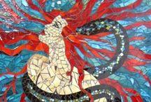 DIY & Crafts - Mosaic / endless possibility