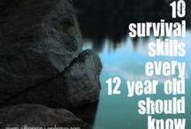 Survival Tactics / Inspiration