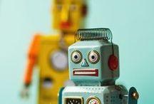 Robots / we love you robotzzzzzz
