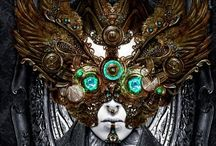 DIY & Crafts - Steampunk Inspiration / Steampunk projects and ideas