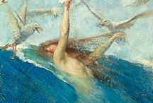 Arts and Illustration - Mermaids / Mermaids fascinate me