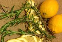 Food & Drink - A romance with Rosemary (the herb silly!) / Growing like crazy - need some uses!