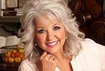 Food & Drink - Paula Deen Love! / Love and good dishes y'all.