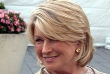 Food & Drink - Martha Stewart Magic! / If only I had known in the 70s I could build an empire doing what I was doing before Ms. Martha was doing it.  Missed this totally as I was churning my own butter and putting it in pretty molds!  LOL