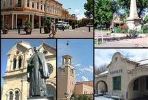 Visit Santa Fe, New Mexico / The historic capital city of Santa Fe, New Mexico, is a vibrant city, welcoming new artists, performers and culinary delights! The City Different will captivate any visitor and quickly become a place to return time and again. / by Heritage Hotels & Resorts