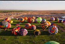 Visit Albuquerque, New Mexico / Discover the beautiful and historic Albuquerque! From architecture to balloons to museums and the Bosque, Albuquerque has something to delight any visitor. / by Heritage Hotels & Resorts
