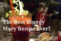 Food & Drink - Drink it up! / Beverages that will make your day, your night, your weekend just a little bit sweeter!