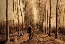 Art and Illustration -  Vincent Van Gogh / My favorite Van Gogh's