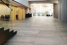 Icon / Italian Porcelain. A contemporary concrete look.  #unicomstarker