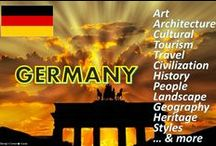 """ALL ABOUT✿Germany… & more / Welcome! You are all cordially invited to collaborate on this board. If you follow me and write simply """"Add me""""on one of my pins, ONLY THERE : https://www.pinterest.com/hardysCorner7/last-minute/ , I'll send you an invitation, as soon as possible . Thanks to all contributors and followers for making this an superb board! Contributing is not obliged... You are free to invite your friends. Here, no rule, other than those of Pinterest..  Admin✿Bernard :-)"""