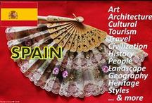 """ALL ABOUT✿Spain… & more / Welcome! You are all cordially invited to collaborate on this board. If you follow me and write simply """"Add me""""on one of my pins, ONLY THERE : https://www.pinterest.com/hardysCorner7/last-minute/ , I'll send you an invitation, as soon as possible . Thanks to all contributors and followers for making this an superb board! Contributing is not obliged... You are free to invite your friends. Here, no rule, other than those of Pinterest..  Admin✿Bernard :-)"""