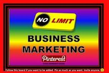 BUSINESS~MARKETING✿No Limit !!!… & more / Welcome ! You are all cordially invited to collaborate on this board. This is a board to showcase essentially the Business and the Marketing. ✿ Pin what you like ✿ As much as you like,  when you like ✿ ONLY RULE ON THIS BOARD :  Please, no nudity, no spams  or you will be removed ! Contributing is not obliged! Feel free to invite your friends.Thank you.  Admin✿Bernard   :-)