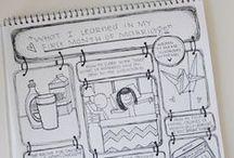Sketchbook & Doodle