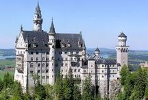 """CASTLES✿Europe and more... / Welcome! You are all cordially invited to collaborate on this board. If you follow me and write simply """"Add me""""on one of my pins, ONLY THERE : https://www.pinterest.com/hardysCorner7/last-minute/ , I'll send you an invitation, as soon as possible . Thanks to all contributors and followers for making this an superb board! Contributing is not obliged... You are free to invite your friends. Here, no rule, other than those of Pinterest..  Admin✿Bernard :-)"""