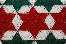vánoční háčkování / Christmas crochet