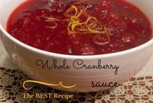 Food & Drink - The mighty Cranberry! / Tasty AND good for you!