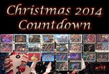 Christmas 2014 Countdown / In the next 24 days,you will: Discover some of our past events Learn some interesting facts about the games & Explore many themes, venues and DIY tips to create a unique Casino Party!