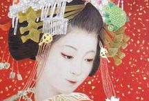 ARTS✿Geishas, Kimonos & more... / Welcome to all ! You are cordially invited to collaborate on this board. If you follow or write a comment on one of my pins, I'll send you an invite. You can also consult the rules of functioning, very simple  :  https://www.pinterest.com/hardysCorner7/hc-read-me-first-please/ Thanks to all contributors and followers for making this an superb board! You are free to invite your friends.  Bernard