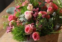 Favorite flowers / ただひたすらお気に入りのもの♡